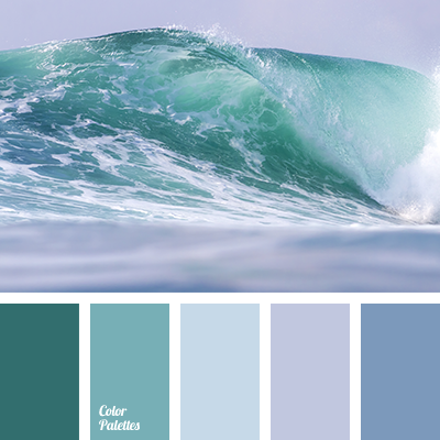 ocean water color
