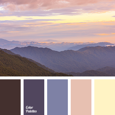 Color Palette 2607