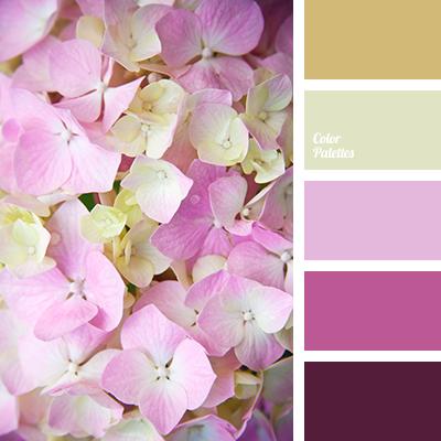 Light Purple Color Palette Ideas