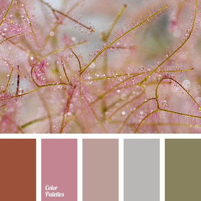Light Pink Color Palette Ideas