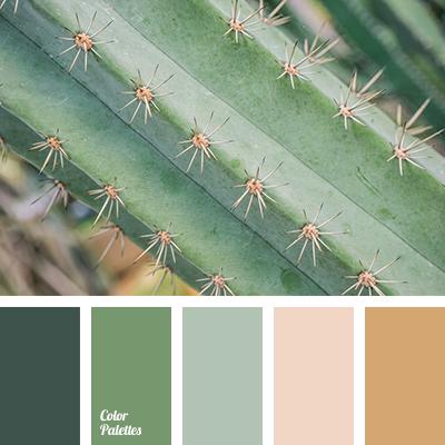 greens color