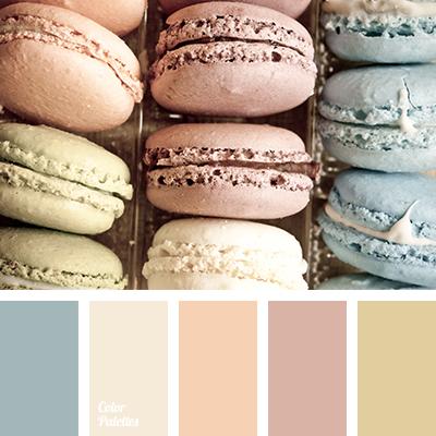 macaroon colors
