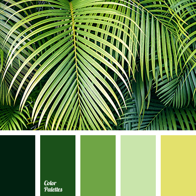 Bright Lime Color Palette Ideas