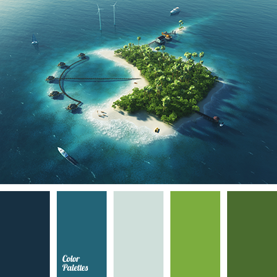 Green And Blue Color Palette Ideas