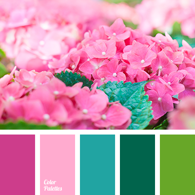 Pale Pink Color Palette Ideas