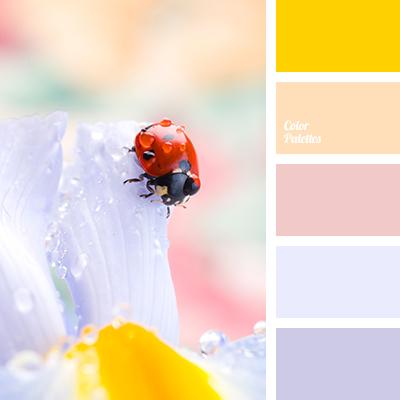 gentle pastel tones