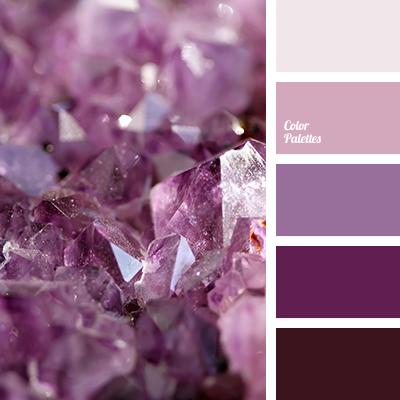 violet color