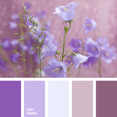 Pale Violet Color Color Palette Ideas