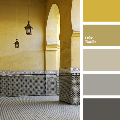 Mustard Color Color Palette Ideas