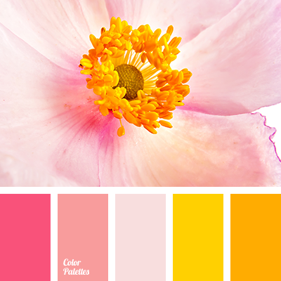 Bright yellow color page 3 of 5 color palette ideas - Does green and orange match ...