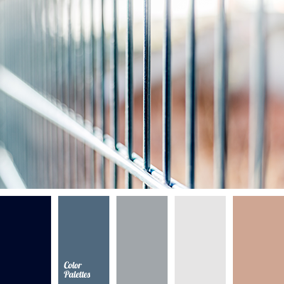 Color Palette 2831 Blue Grey