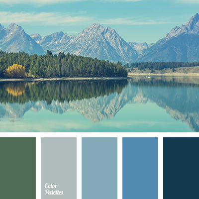 Palette Of Cold Tones Color Palette Ideas