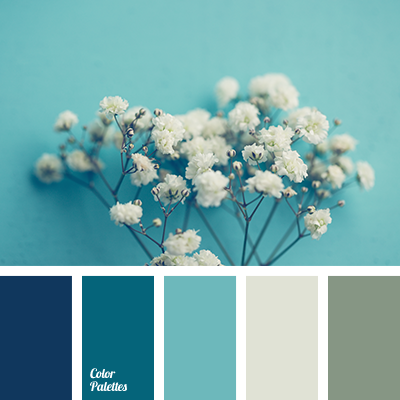 Blue Monochromatic Color Scheme navy color | color palette ideas