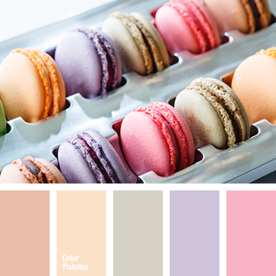 colors of coffee macaroon