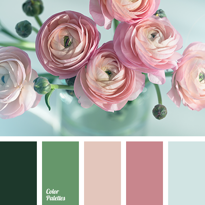 Color Of Roses Palette Ideas