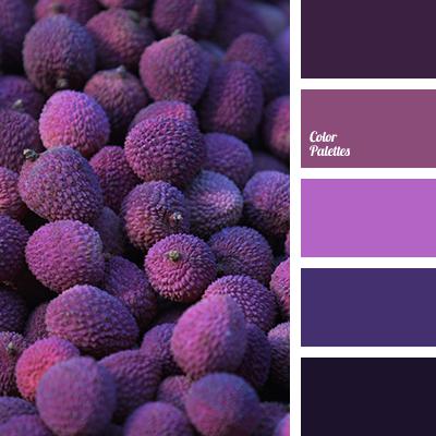 color of violets