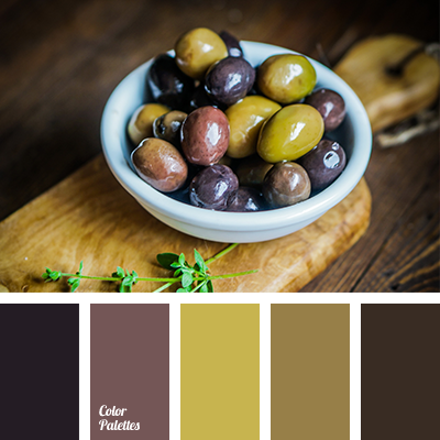 color of olives