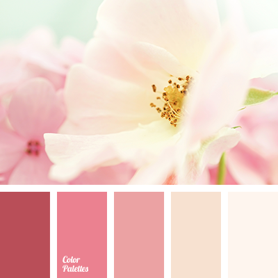 Color palette 3017 color palette ideas Good color combination for pink