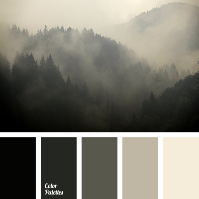 Black And Dark Grey Colors Color Palette Ideas