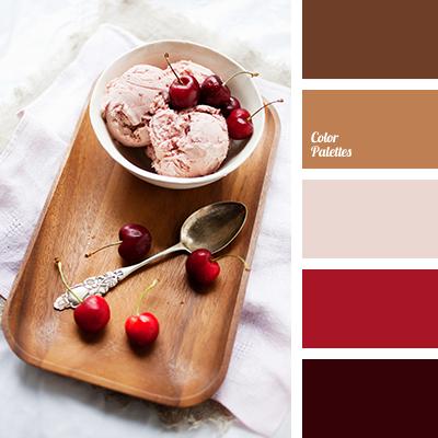 maroon-brown color