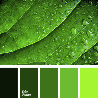 apple-green color