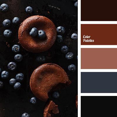 Color Palette 3207