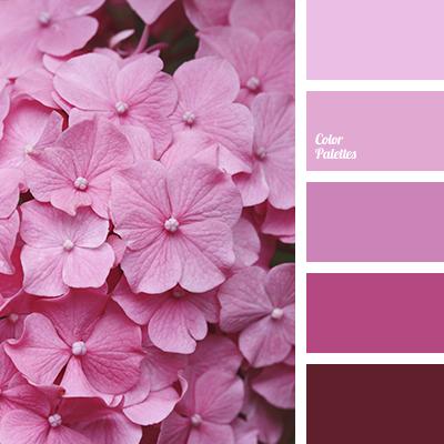 light pink color