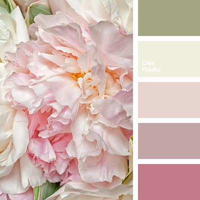 Pastel Shades Of Pink Color Palette Ideas