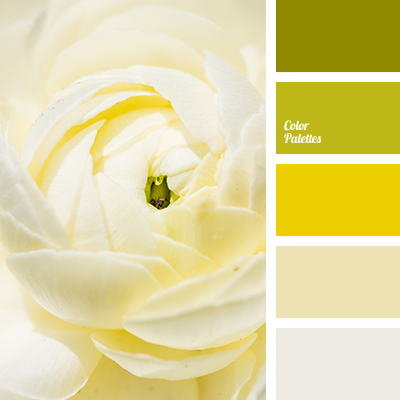 Color combination for spring