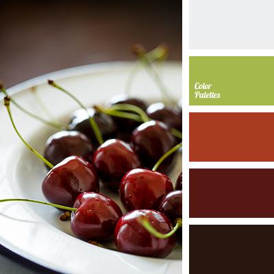 Color of cherries