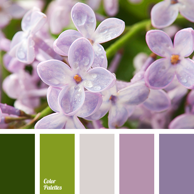Colors of spring 2017