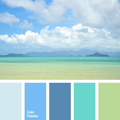 Blue-gray color