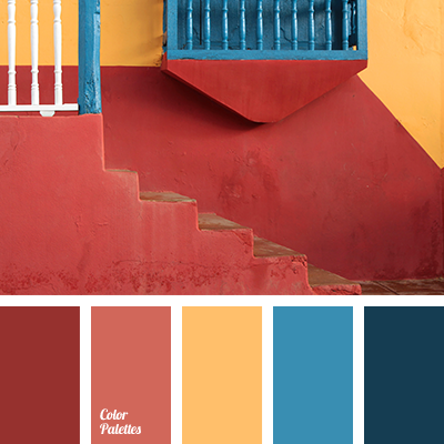 Color Palette 3420