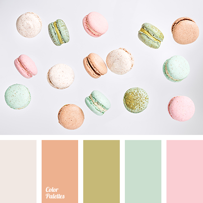 Color Palette 3437