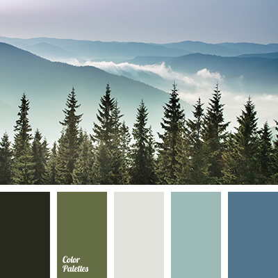 apple green color palette ideas