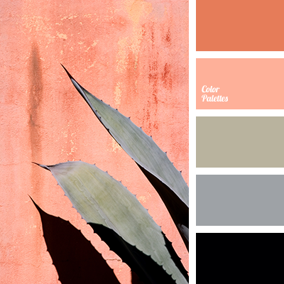 Shades Of Coral Color Palette Ideas