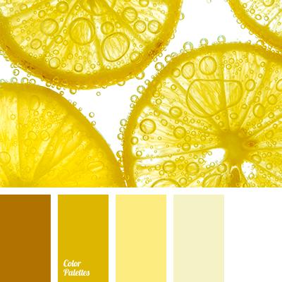 Gold Color Palette Ideas
