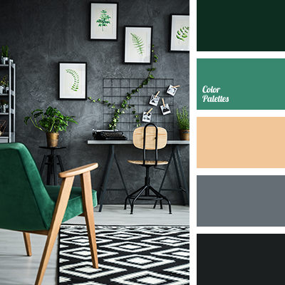 Bon Color Palette #3611