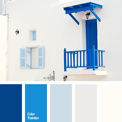Monochrome Blue Color Palette Color Palette Ideas