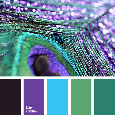 Color Palette 3730