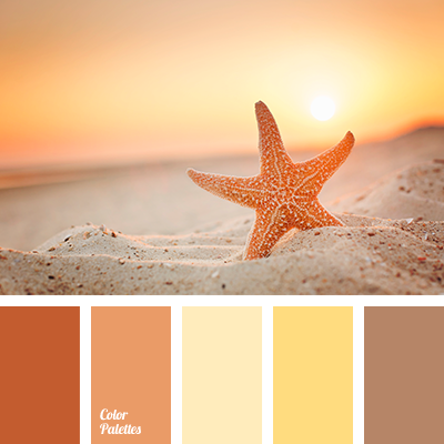 Color Palette 3817