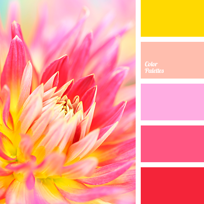 Red And Yellow Color Palette Ideas