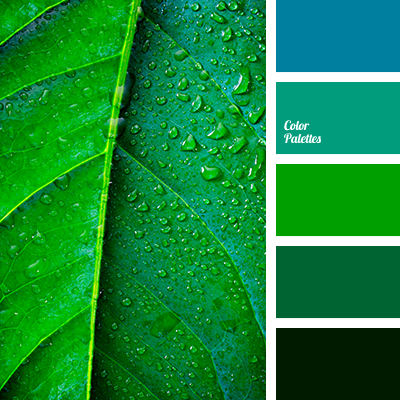 Apple Green Color Palette Ideas