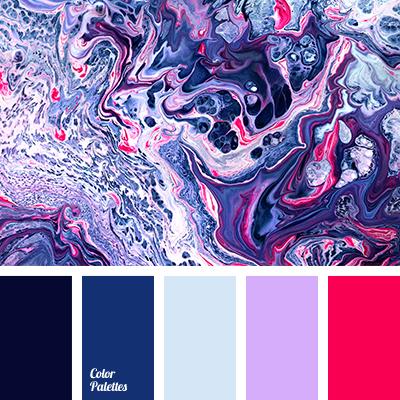 Calm Blue Color Color Palette Ideas