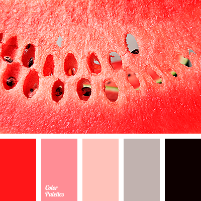 Shades Of Red Color Palette Ideas