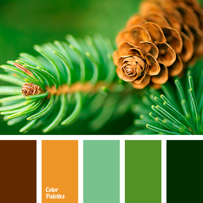 Green And Brown Color Palette Ideas