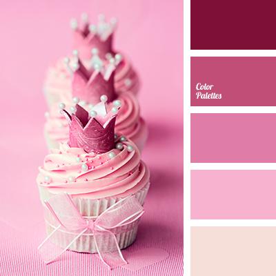 Pale Pink Color Palette Ideas