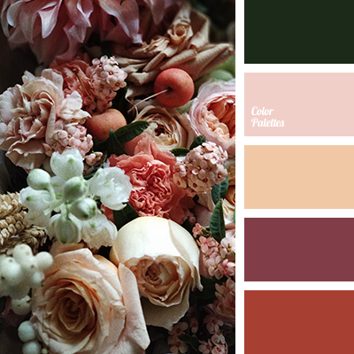 Tea rose color