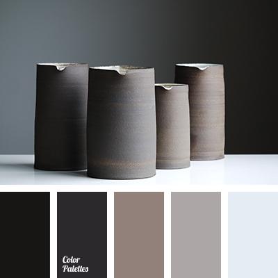 Gray Brown Color Palette Ideas