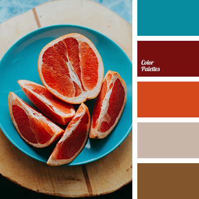 Grapefruit color